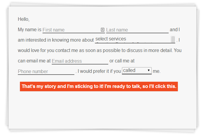 Ciked Contact Form